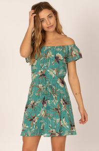 Sisstr Swept Away Dress (Stone Blue) - KS Boardriders | Philippines Online Branded Clothes & Surf Shop