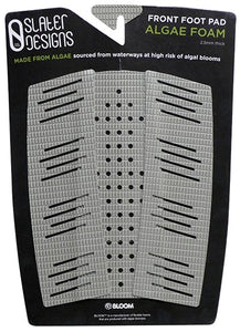 Slater Designs Front Foot Traction Pad - Grey/Black - KS Boardriders | Philippines Online Branded Clothes & Surf Shop