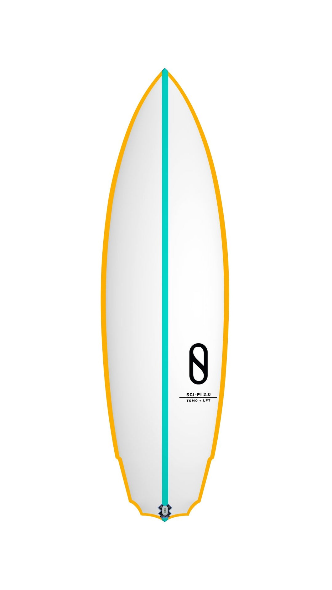 Slater Designs Sci-Fi 2.0 Grom 2021 - KS Boardriders | Philippines Online Branded Clothes & Surf Shop