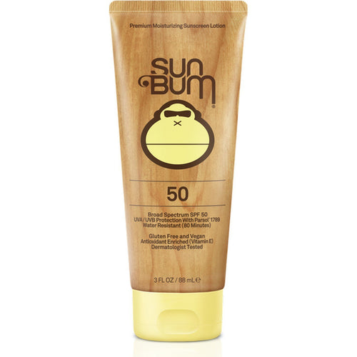 Sun Bum SPF 50 Original Sunscreen Lotion 3 Fl. Oz. - KS Boardriders | Philippines Online Branded Clothes & Surf Shop