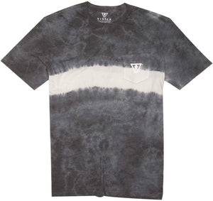Vissla Established Tie Dye Stripe (Black Heather) - KS Boardriders | Philippines Online Branded Clothes & Surf Shop