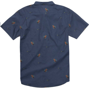 Vissla I'Iwi SS Woven (Dark Denim) - KS Boardriders | Philippines Online Branded Clothes & Surf Shop