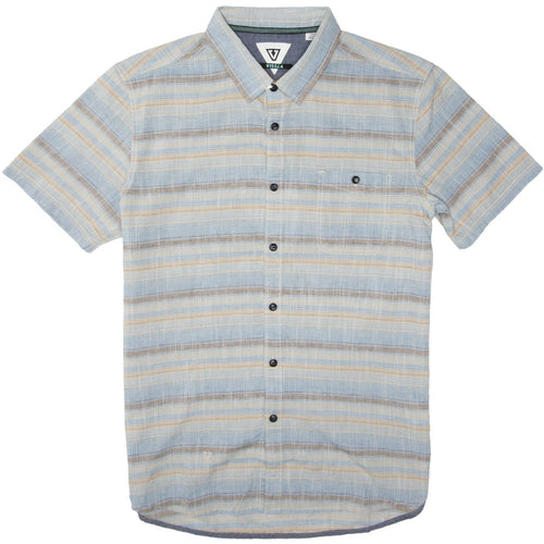 Vissla Undertone SS Woven - KS Boardriders | Philippines Online Branded Clothes & Surf Shop