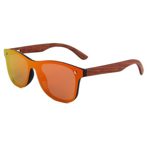Wodd Berkton 02 Red Polarized Lens - KS Boardriders | Philippines Online Branded Clothes & Surf Shop