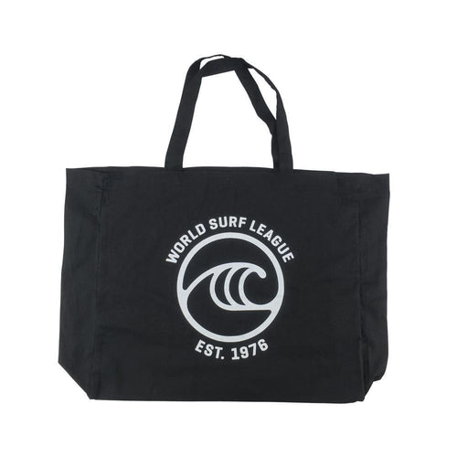 WSL Groundswell Totebag Black - KS Boardriders | Philippines Online Branded Clothes & Surf Shop