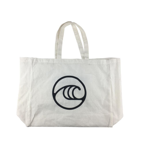 WSL Groundswell Totebag White - KS Boardriders | Philippines Online Branded Clothes & Surf Shop
