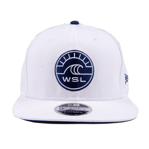 WSL New Era Groundswell Snapback Hat (White) - KS Boardriders | Philippines Online Branded Clothes & Surf Shop