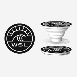 WSL Popsocket (Black) - KS Boardriders | Philippines Online Branded Clothes & Surf Shop
