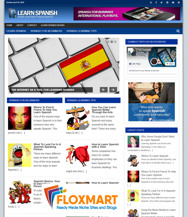 Learn Spanish Blog - Floxmart
