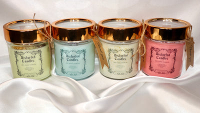 new magical aura candles