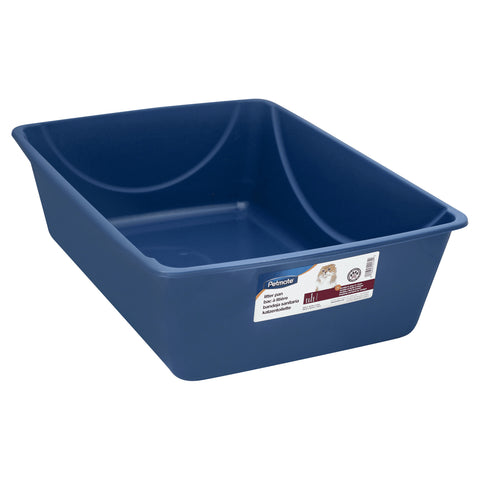 Petmate Cat Litter Pan (Blue)