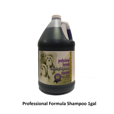 #1 ALL SYSTEMS - Professional Whitening Shampoo (16oz/1gal)