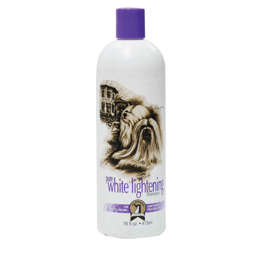 #1 ALL SYSTEMS - Pure White Lightening Shampoo (16oz/1gal)