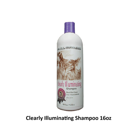 #1 ALL SYSTEMS - Clearly Illuminating Shampoo (16oz/1gal)