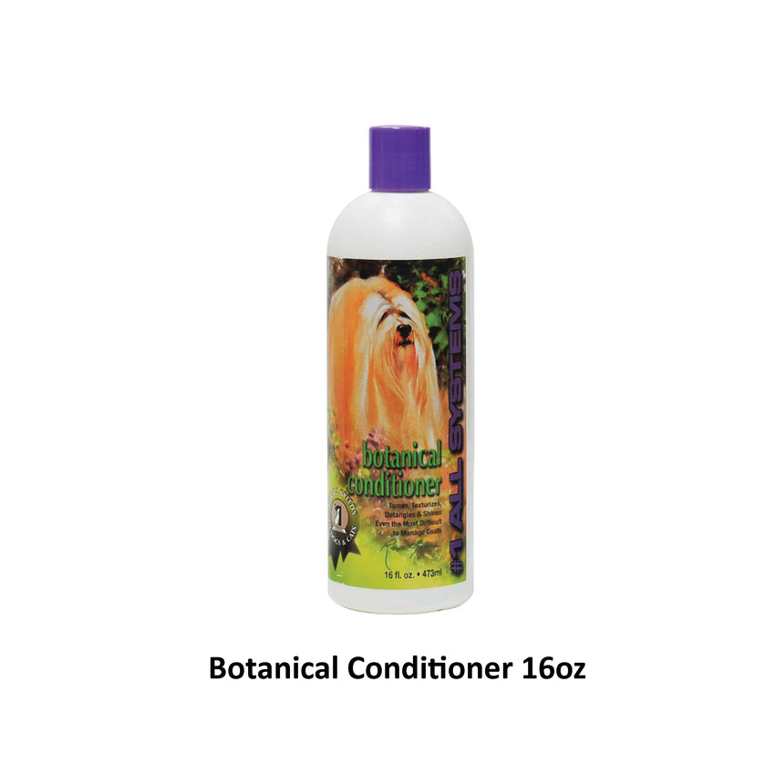 #1 ALL SYSTEMS - Botanical Conditioner (16oz/1gal)