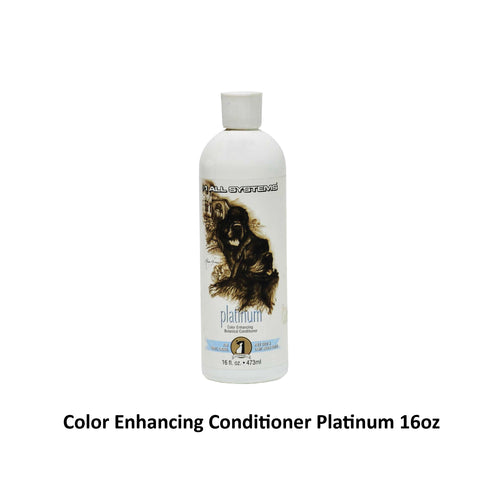 #1 ALL SYSTEMS - Colour Enhancing Conditioner (16oz)