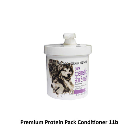 #1 ALL SYSTEMS - Premium Protein Pack Dog Conditioner (1lb)