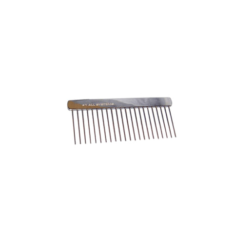 #1 ALL SYSTEMS - Fabulous De-Matting Comb (6 inch)