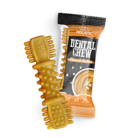 Absolute Holistic Dental Chew - Peanut Butter