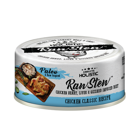 Absolute Holistic Rawstew Dog & Cat Canned Food - Chicken Classic