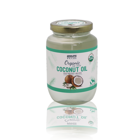 Absolute Plus - Raw Virgin Coconut Oil