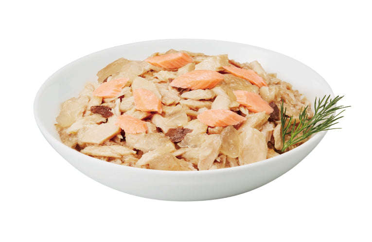 Aixia Jun-can - Tuna With Salmon (65g)