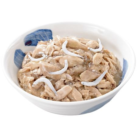 Aixia Fish Life - Tuna With Whitebait 60g x 3