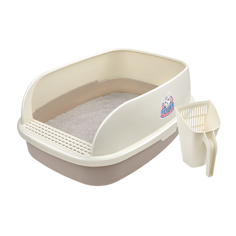 CatIdea Big Bread XL Litter Box