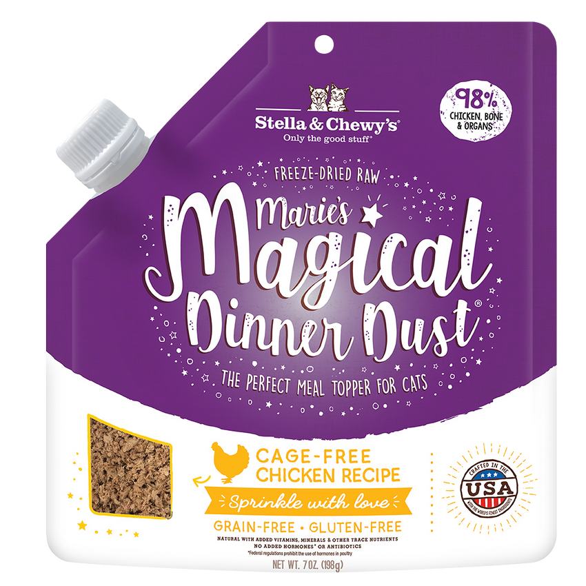 Stella & Chewy's - Marie's Magical Dinner Dust Cage-Free Chicken Recipe (198g)