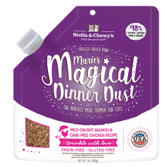 Stella & Chewy's - Marie's Magical Dinner Dust Wild-Caught Salmon and Cage-Free Chicken Recipe (198g)