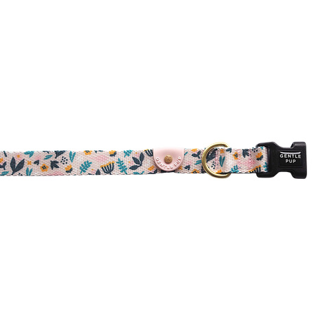 Gentle Pup Dog Collar - Scandi Spring (3 sizes)
