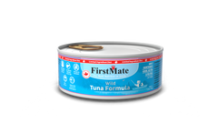 FirstMate Grain & Gluten Free, Wild Tuna Cat Canned Food (156g)