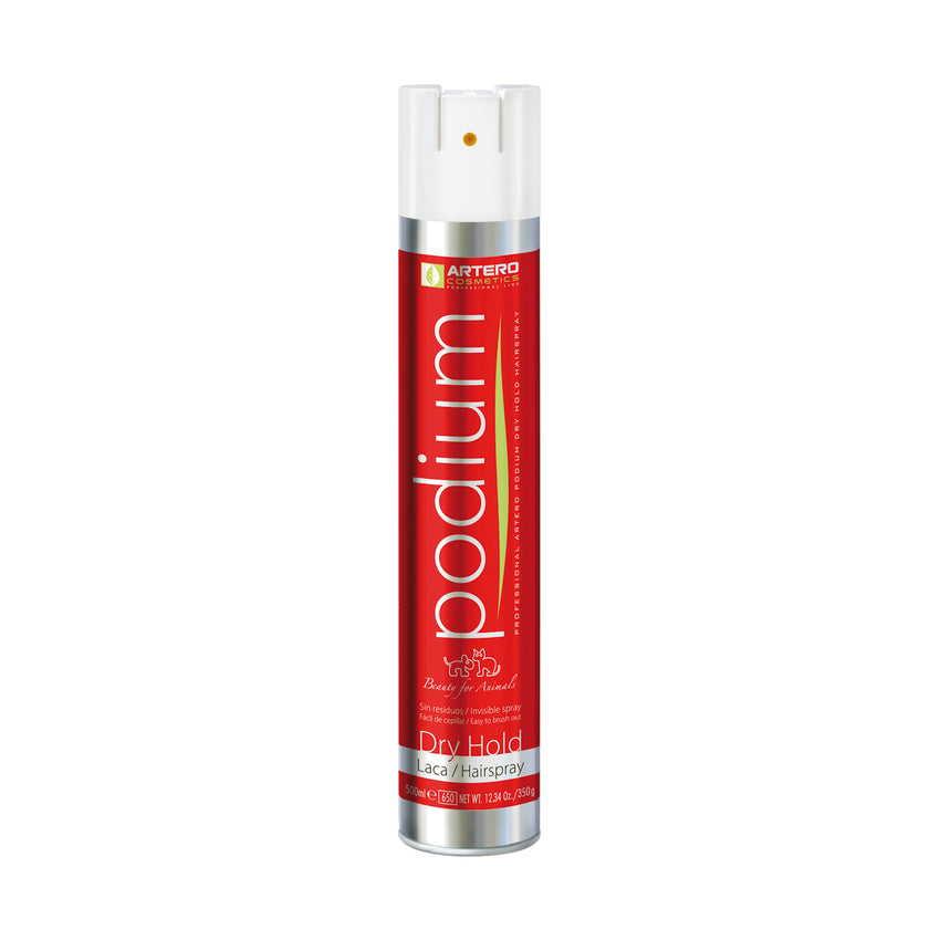 ARTERO Podium Red Medium Hold Hair Spray
