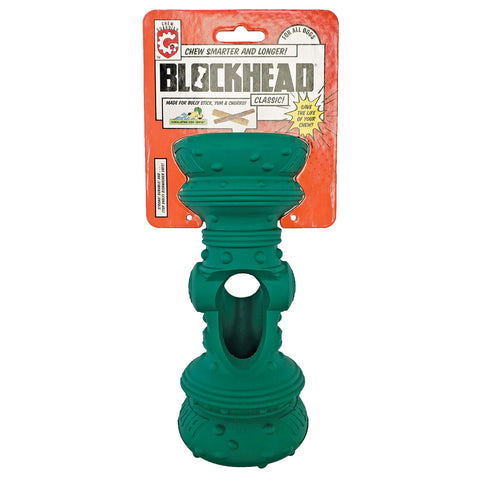 Himalayan Pet Supply - Blockhead Chew Guardian Dog Toy