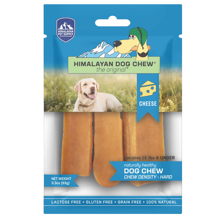 Himalayan Pet Supply Original Dog Chew - Cheese (4 sizes)