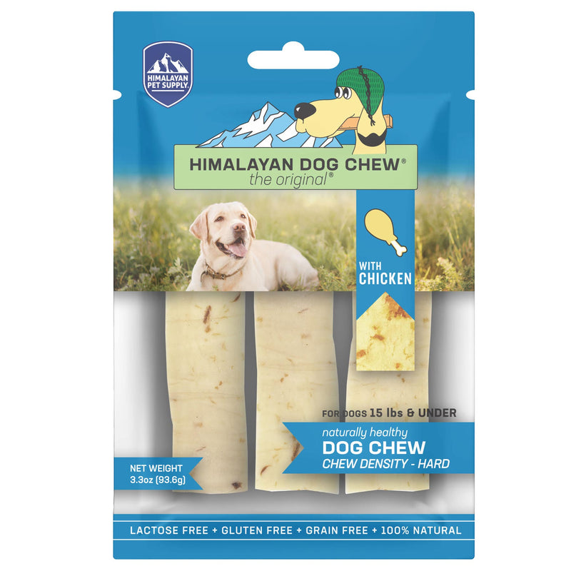 Himalayan Pet Supply Original Dog Chew - Chicken (4 sizes)