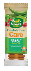 Happi Doggy Dental Chew Care (Hip & Joint Support) - 4 inch
