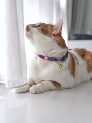 Gentle Purr Cat Collar - Piper Pink