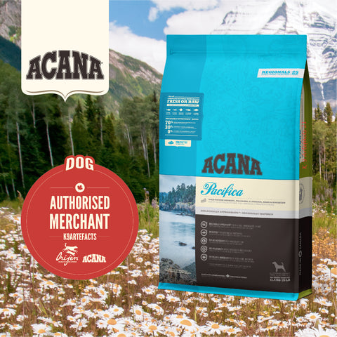ACANA Regionals - Pacifica Dog Dry Food (2kg/6kg/11.4kg)