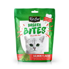 Kit Cat Breath Bites - Salmon (60g)