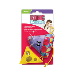 KONG Crackles Mouse 2-pk Catnip Toy