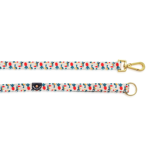 Gentle Pup Dog Leash - Aloha Alice (2 sizes)