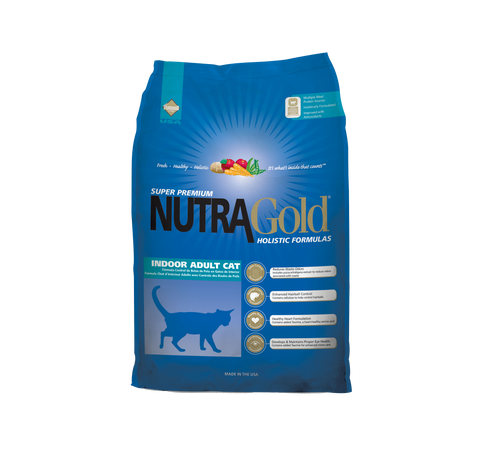NutraGold Holistic Indoor Adult Cat Dry Food (3kg/7.5kg)