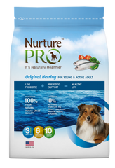 Nurture Pro Original Herring For Active & Young Adult (3 sizes)
