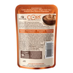 Wellness Core Tiny Tasters Cat Wet Food - Chicken (50g)