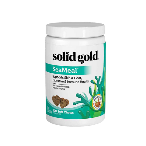 Solid Gold Seameal Chews for Dogs (120 chews)