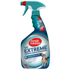 Simple Solution Extreme Stain & Odour Remover for Cats (945ml/3.75l)