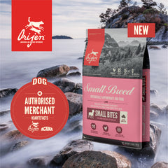ORIJEN Small Breed Dog Dry Food (1.8kg/4.5kg)