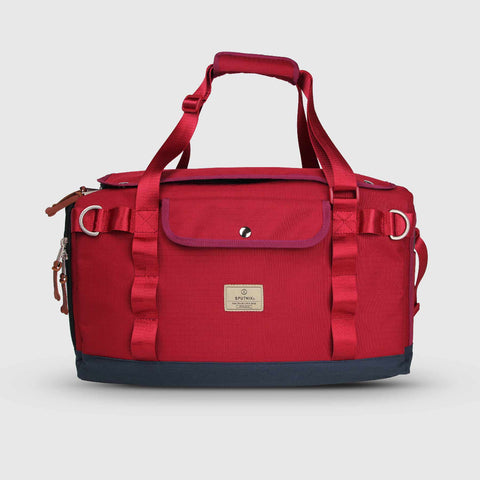 Sputnik Multi-Function Lightweight Breathable Bag (Red)