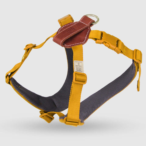 Sputnik Comfort Dog Harness (Yellow)
